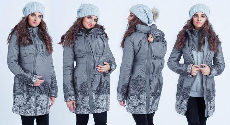 15f720f81e80 Если такую вставку отстегнуть, то куртка становится обычной верхней одеждой  для мамы безо всякого намека на слинги. Производители предлагают множество  ...