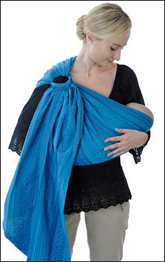 инструкция слинг с кольцами для новорожденного