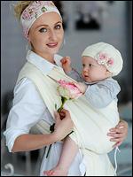 слинг-шарф слинг для новорожденного слинг с кольцами