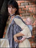слинг-шарф слинг для новорожденного