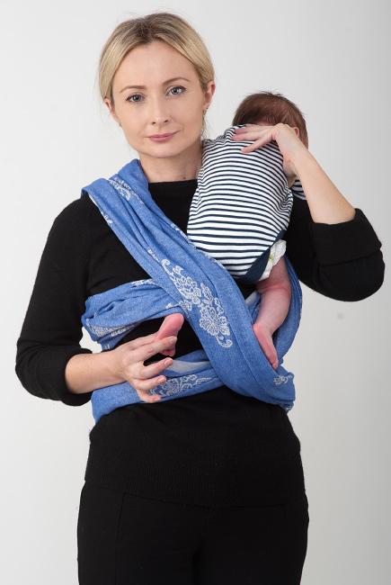 Инструкция к слинг-шарфу
