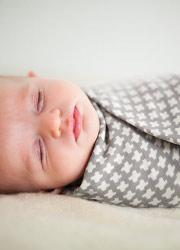 Трикотажные пеленки для новорожденных