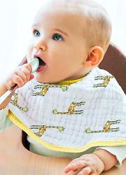 Нагруднички для новорожденных