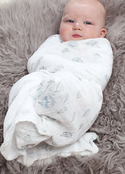 пеленки для новорожденных муслиновые