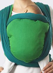 слинг сатинового плетения