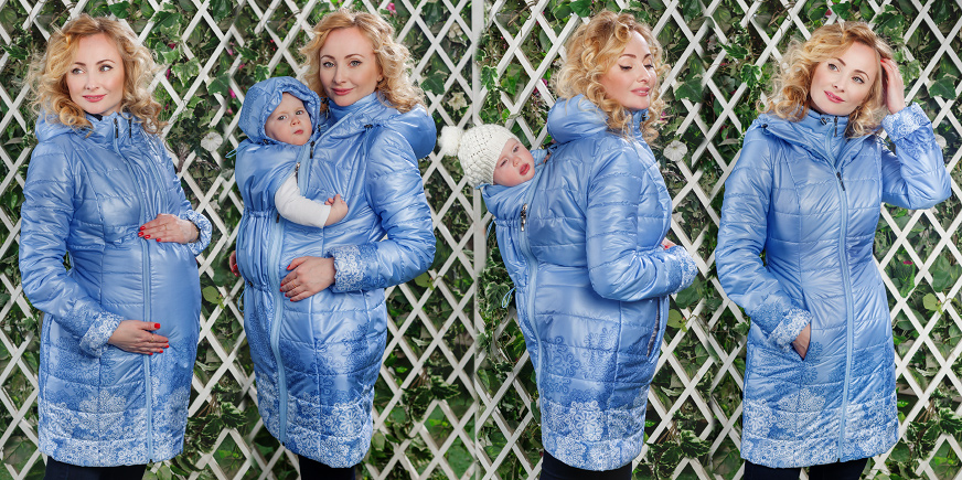 Демисезонная куртка Diva outerwear