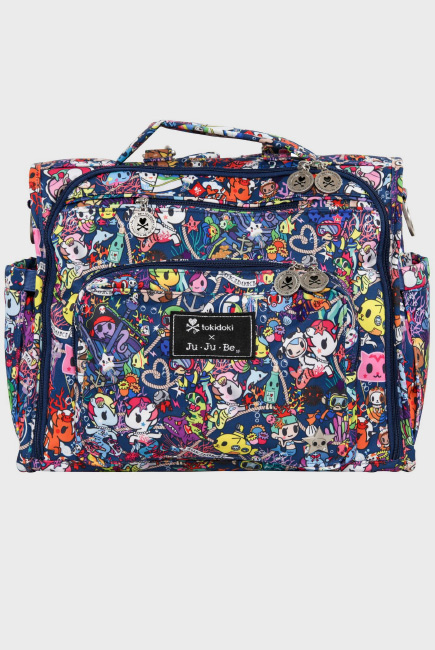 Рюкзак для мамы Ju-Ju-Be B.F.F. Tokidoki Sea Punk
