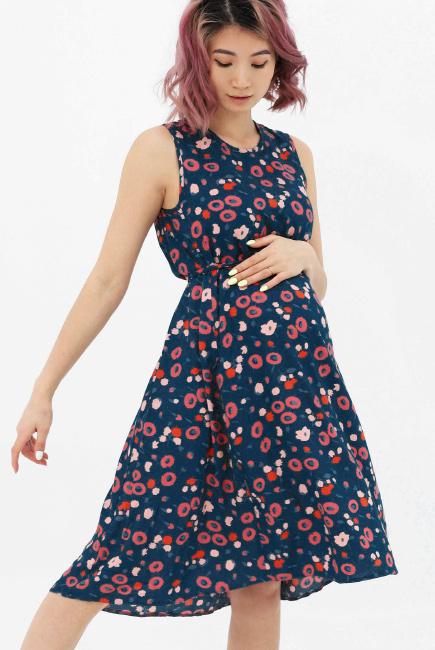 cccea9cdaa7 Платье-сарафан для кормящих и беременных