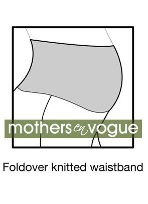 Шорты для беременных и кормящих Mothers en Vogue Jersey Knit, цвет красный