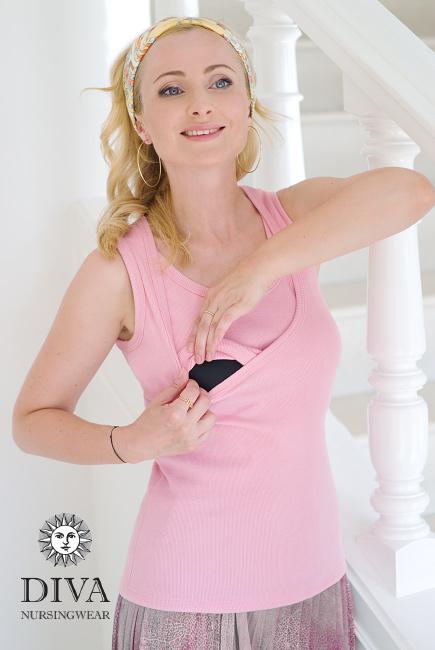 Топ для кормления Diva Nursingwear Eva, цвет Orchidea
