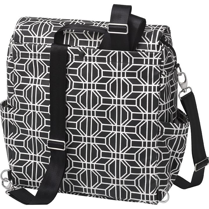 Сумка для коляски Petunia Boxy Backpack: Constellation