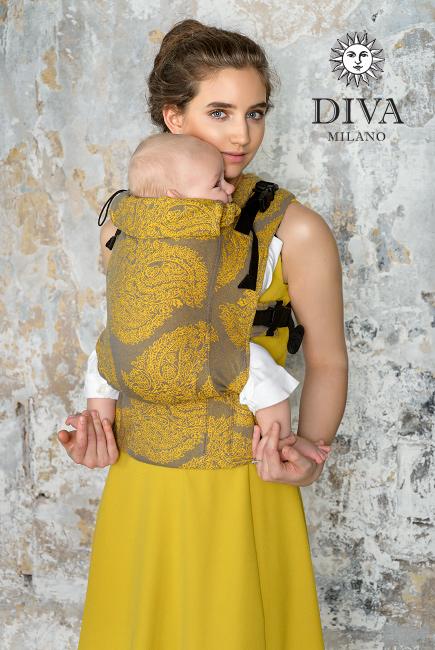 Эрго-рюкзак Diva Essenza Savana