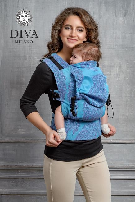 Эрго-рюкзак Diva Essenza Celeste