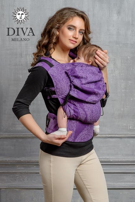 Эрго-рюкзак Diva Essenza Viola