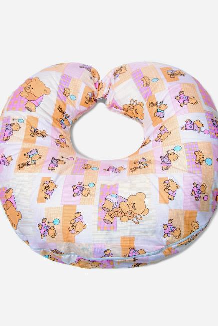 """Подушка для кормления BabyJoy """"Мишки малышки"""""""