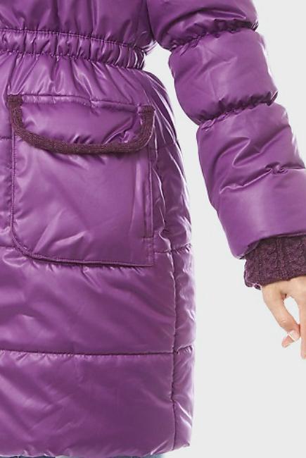 Зимняя слингокуртка Gerda 3в1, аметист