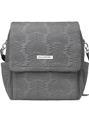 Petunia Boxy Backpack: Champs Elysees