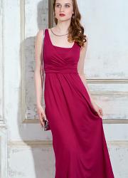 Сарафан для кормящих и беременных Diva Nursingwear Alba Maxi, Berry
