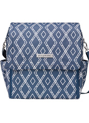 Сумка для мамы Petunia Boxy Backpack: Indigo