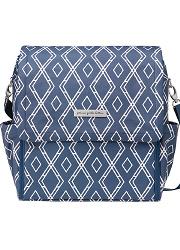 Сумка для мамы Petunia Boxy Backpack: Indigo