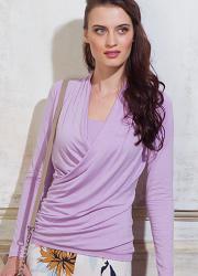 Топ для кормящих и беременных Diva Nursingwear Denila, Lavanda