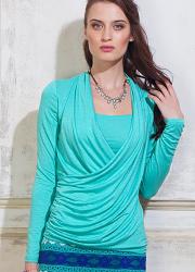 Топ для кормящих и беременных Diva Nursingwear Denila, Menta