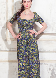 платье Diva Nursingwear Stella Maxi