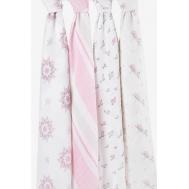 Муслиновые пеленки для новорожденных Aden&Anais большие, набор 4, for the Birds