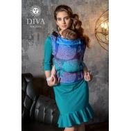 Эрго-рюкзак Diva Essenza Fantasia