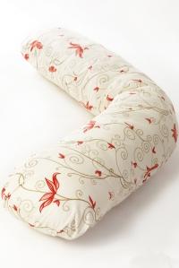 """Подушка для беременных и кормящих """"Цветущий луг"""""""