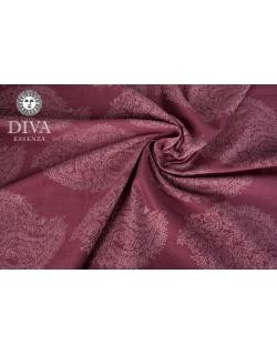 Слинг с кольцами Diva Essenza, Berry Linen