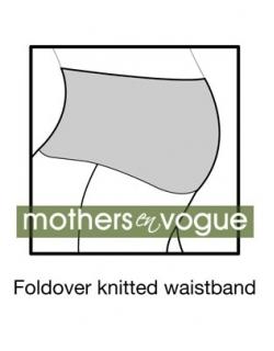 Брюки для беременных и кормящих Mothers en Vogue Weekender Pants, цвет белый