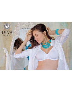 Шортики Diva Litta Bianco