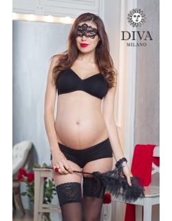 Бюстгальтер для кормящих Diva Litta Nero