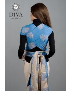 Май-слинг Diva Basico, Azzurro