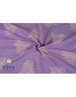 Май-слинг Diva Basico, Lavanda