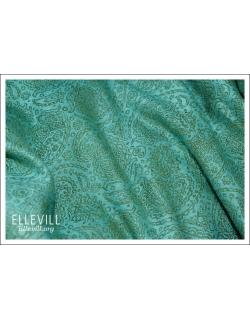 Слинг с кольцами Ellevill Paisley Linen Linger