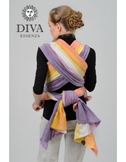 Слинг-шарф двойного диагонального плетения Diva Essenza, Mattina