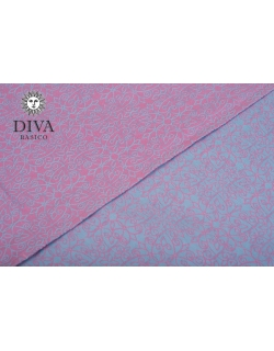 Слинг с кольцами Diva Basico, Orchidea