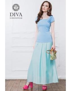 Топ для кормления Diva Nursingwear Dalia, цвет Celeste