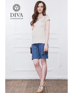 Топ для кормления Diva Nursingwear Dalia, цвет Grano