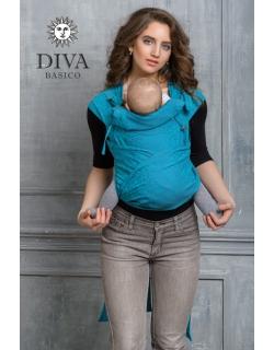 Май-слинг Diva Basico, Lago с капюшоном