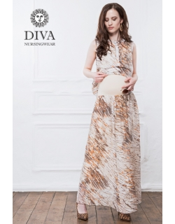 Юбка для беременных и родивших Diva Nursingwear Ines, Scirocco