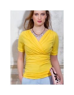 Топ для кормящих и беременных Diva Nursingwear Lucia, цвет Limone