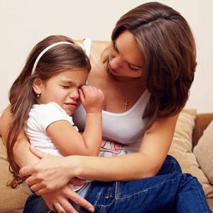 Как справиться с истерикой у ребенка?
