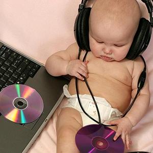 Какая музыка способствует гармоничному развитию младенца