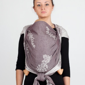Слинг-шарф: Кенгуру