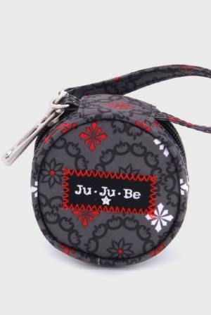 Сумочка для пустышек Ju-Ju-Be - Paci Pod, Magic Merlot