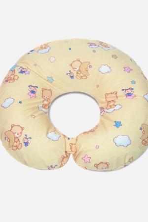 """Подушка для кормления BabyJoy """"Мишки"""""""