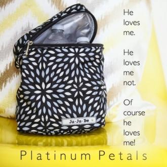 Термосумка Fuel Cell - Platinum Petals